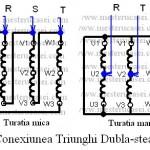 Conexiunea Triunghi Dubla-stea