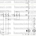 Fig.2 Pornirea automata stea-triunghi
