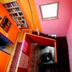 Culoare pereti casa scarii