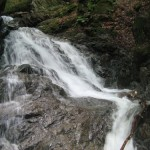 Cascada pe valea Turnurel