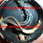 Oxidarea conductoarelor in mediu umed