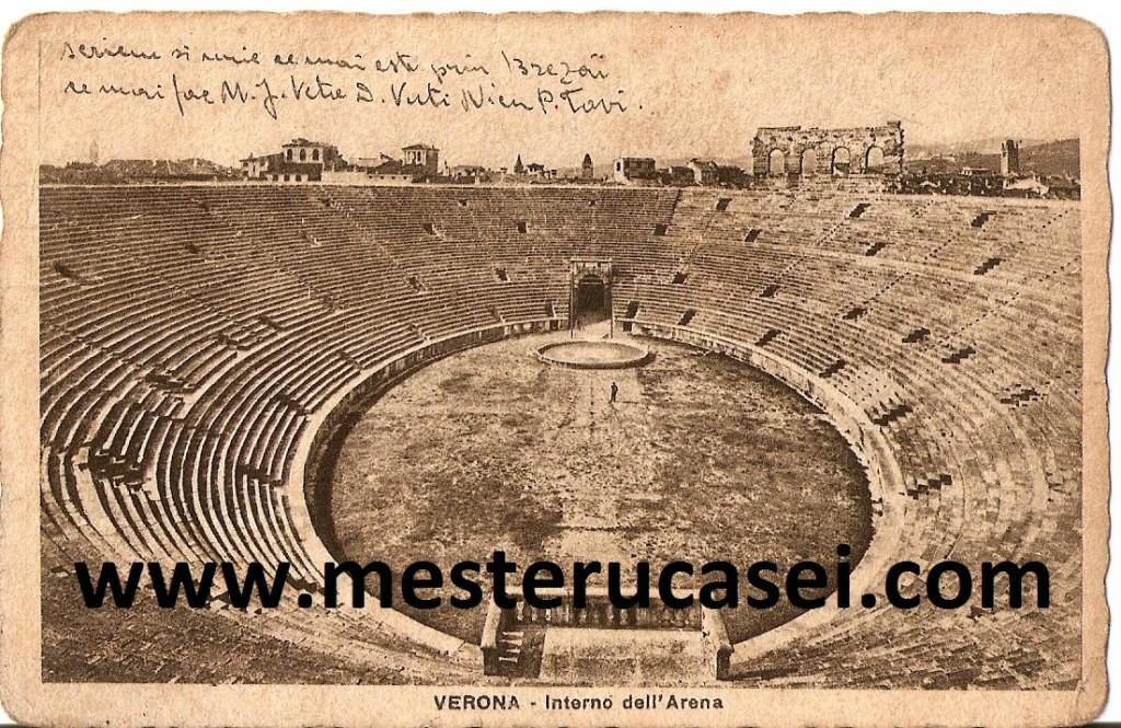 1933_Verona Interiorul arenei av_www.mesterucasei.com
