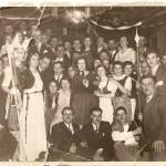 Balul mascat al meseriasilor-1935