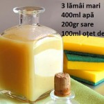 Detergent natural