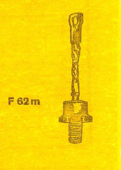 IPRS diode cu Si capsula F62 m_