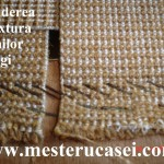 6-  Prinderea si textura vechilor chingi