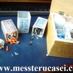 Capetele terminale in cutii_