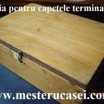 Cutia pentru capete terminale_